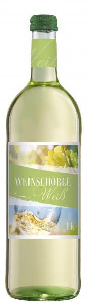 Weinkellerei Einig-Zenzen Weinschorle weiß fruchtig