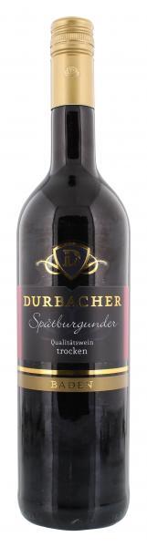 Durbacher Spätburgunder Rotwein trocken