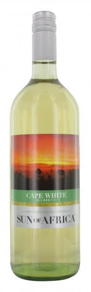 Weinkellerei Einig-Zenzen Sun of Africa Cape Weißwein fruchtig