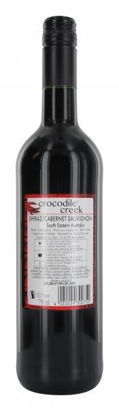 Crocodile Creek Shiraz Cabernet-Sauvignon Rotwein trocken