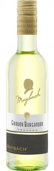 Maybach Grauer Burgunder Weißwein trocken