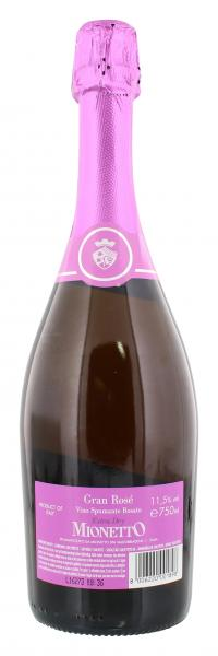 Mionetto Gran Rosé Extra Dry