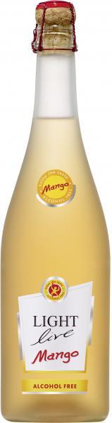Light Live Mango alkoholfrei