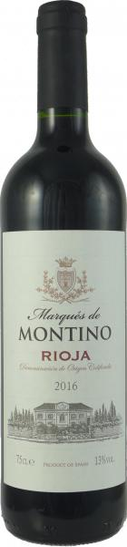 Marqués de Montino Rioja Rotwein trocken