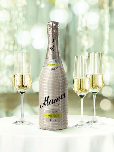 Mumm Dry Alkoholfreier Sekt