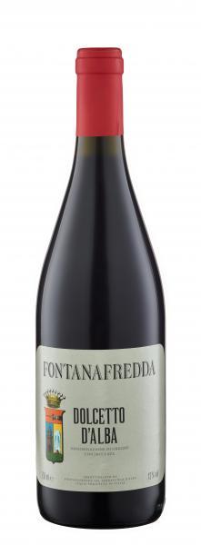 Fontanafredda Dolcetto Alba Rotwein trocken