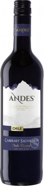 Andes Cabernet Sauvignon Chile