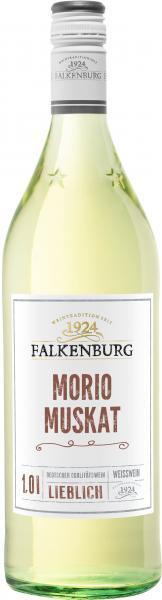 Falkenburg Morio Muskat Weißwein lieblich