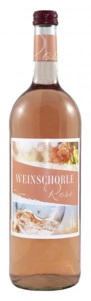 Peter Bott Weinschorle Rosé fruchtig