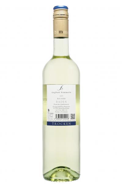 Bimmerle Rivaner Weißwein trocken