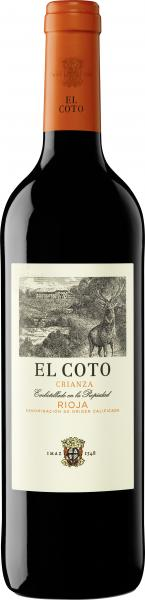 El Coto Rioja Crianza Rotwein trocken
