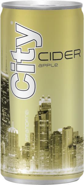 City Cider Apple (Einweg)