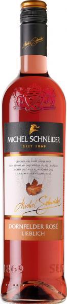 Michel Schneider Dornfelder Rosé lieblich