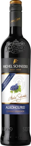 Michel Schneider Cabernet Sauvignon Rotwein alkoholfrei