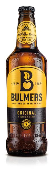 Bulmers Cider of Hereford Original