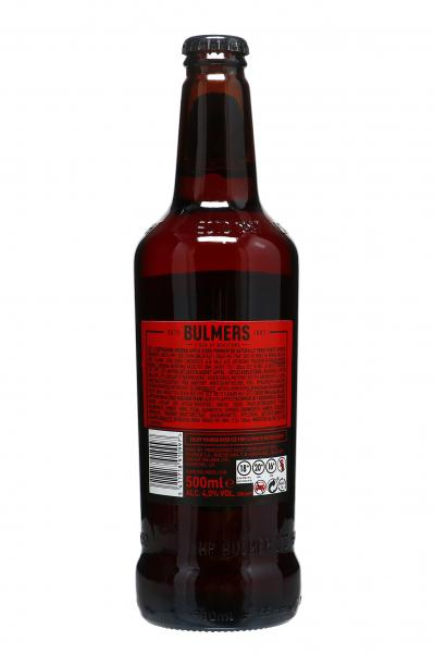 Bulmers Cider of Hereford Crushed Red Berries & Lime