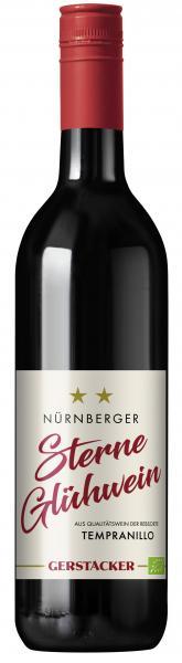 Gerstacker Nürnberger Sterne Glühwein Tempranillo