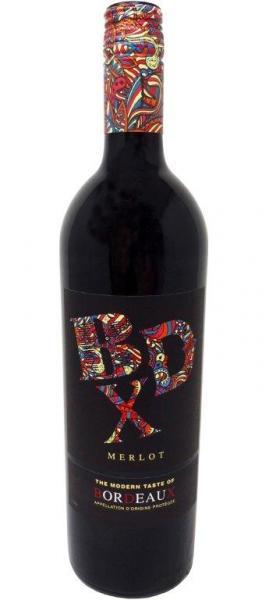 Les Grands Chais de France BDX Bordeaux Rouge Merlot Rotwein trocken