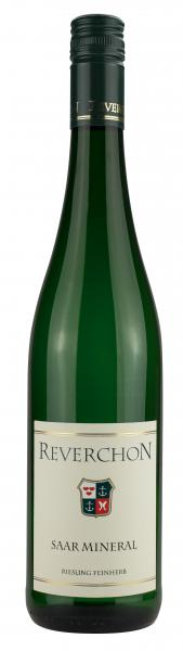 Reverchon Saar Mineral Riesling Weißwein feinherb