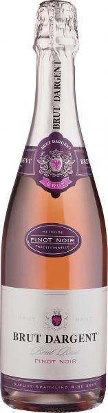 Brut Dargent Pinot Noir Roséwein fruchtig