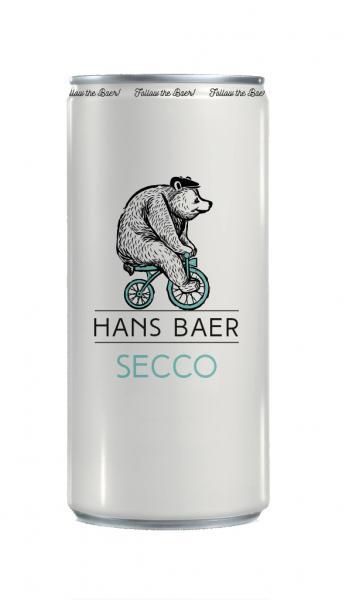 Hans Baer Secco weiß