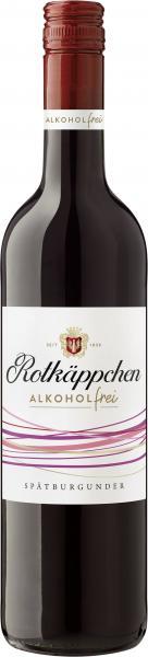 Rotkäppchen Spätburgunder Rotwein alkoholfrei