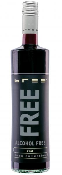 Bree Alcohol Free Red Rotwein