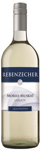 Rebenzecher Morio-Muskat Weißwein lieblich