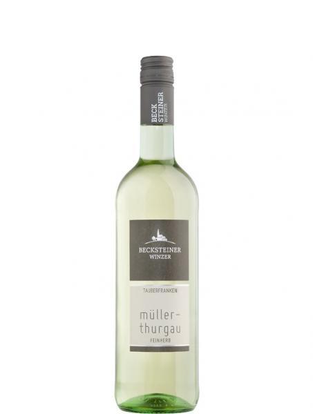 Becksteiner Winzer Müller-Thurgau Weißwein feinherb
