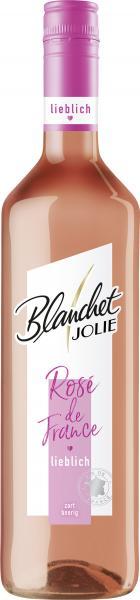 Blanchet Jolie Rose de France lieblich
