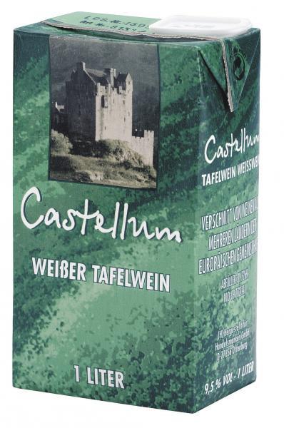 Castellum Tafelwein Weißwein lieblich