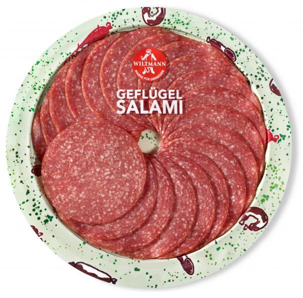 Wiltmann Geflügel-Salami