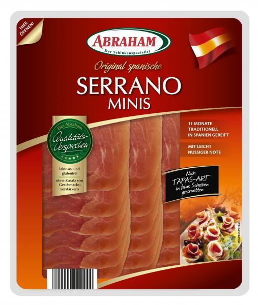 Abraham Serrano Minis