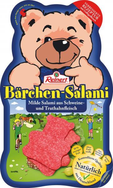 Reinert Bärchen-Salami