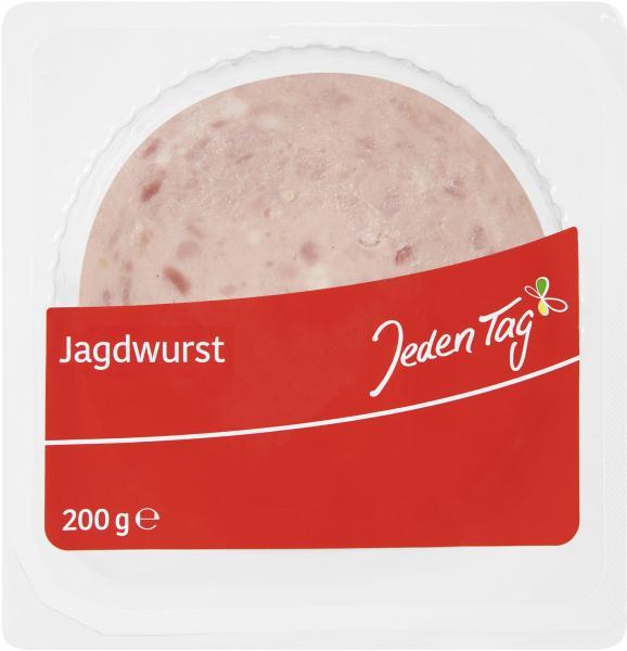 Jeden Tag Jagdwurst