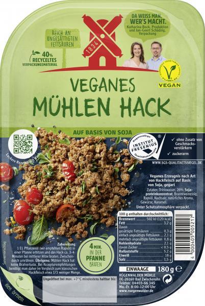 Rügenwalder Mühle Veganes Mühlen Hack