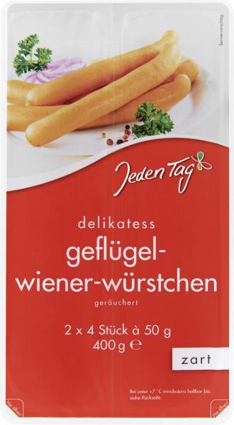 Wiener Würstchen Haltbarkeit