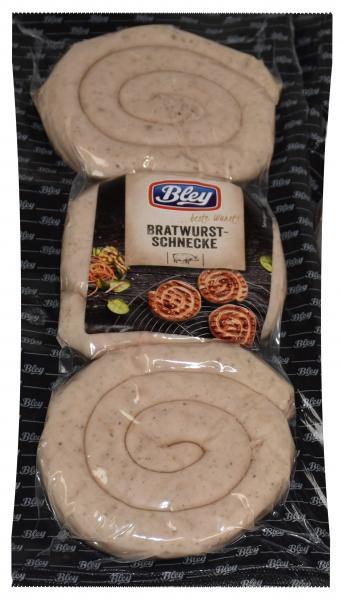 Bley Bratwurst-Schnecke