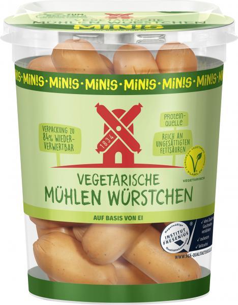 Rügenwalder Mühle Vegetarische Mühlen Würstchen Minis