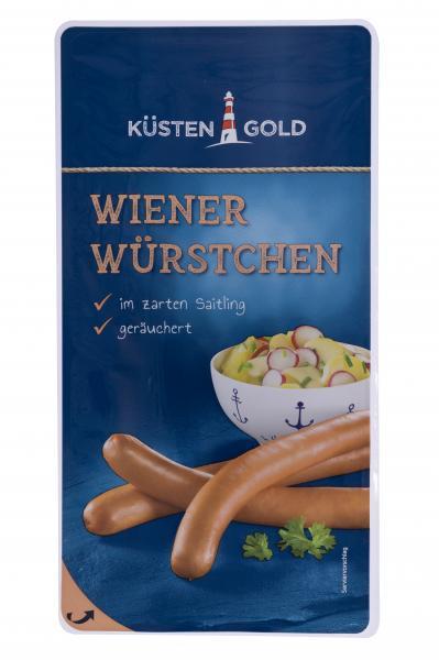 Küstengold Wiener Würstchen