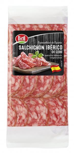 Bell Salchichon Iberico de Cebo spanische Rohwurst luftgetrocknet