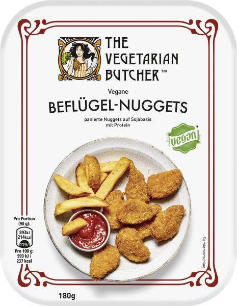 The Vegetarian Butcher Vegane Beflügel-Nuggets