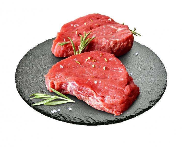 Rinderfiletsteak mariniert Kräuter