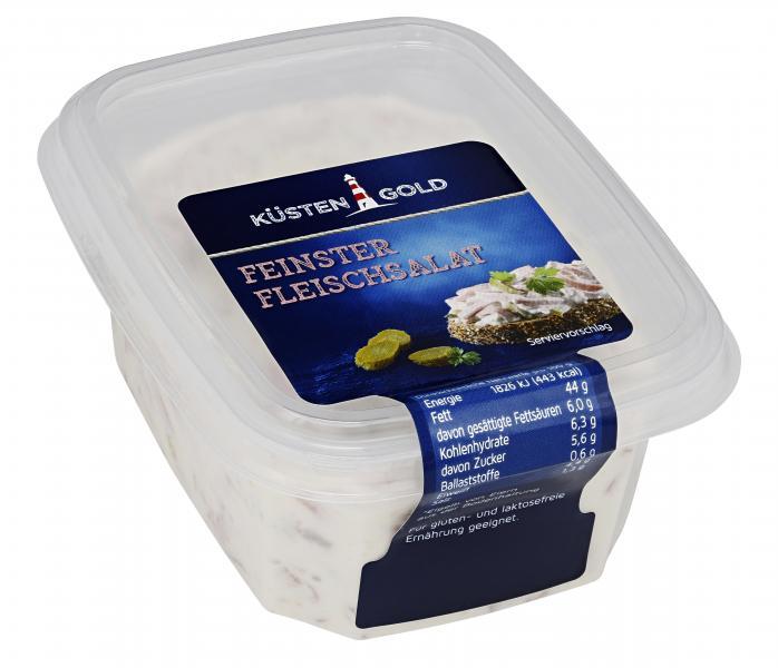 Küstengold Fleischsalat