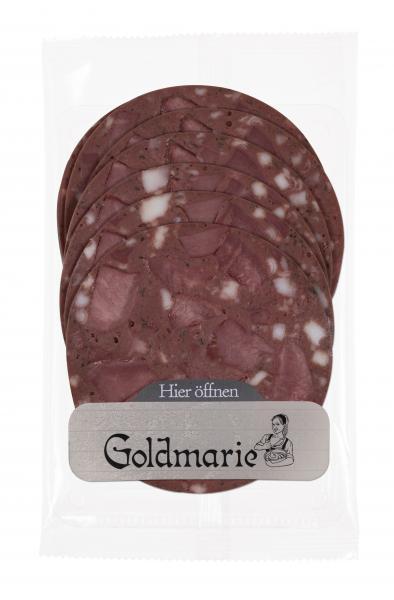 Goldmarie Delikatess Zungenrotwurst