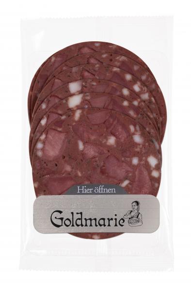 Goldmarie Rotwurst