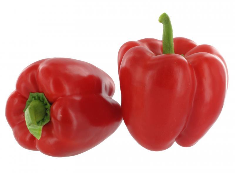 Paprika Mix rot - 2 Stück