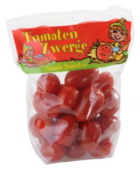 Tomaten Zwerge