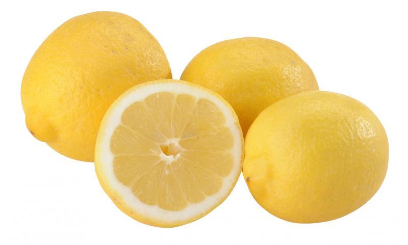 Zitronen im Netz