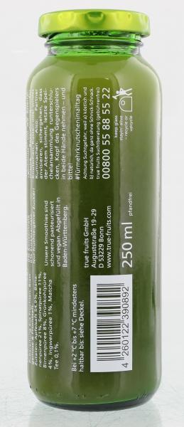 True fruits Smoothie green